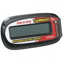 ElectriFly CellMatch 2S-6S Balancing Meter