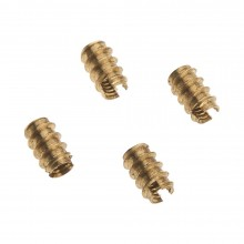 Great Planes Brass Threaded Insert 8-32 x 4