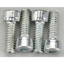 Great Planes Socket Head Cap Screws 2-56x1/4 Inch 4 per pack