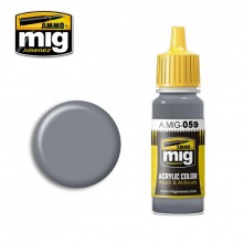 Ammo Mig Jimenez Acrylic 17ml Paint GREY