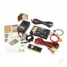 G.T.Power Container Truck Light and Sound Vibration System