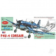 Guillow's F4U-4 Corsair kit