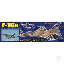 Guillows F-16 Fighting Falcon Display kit
