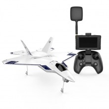 HUBSAN PRO F22 FPV JET With AUTO TAKE OFF - GPS - Real Time FPV 720P and Screen