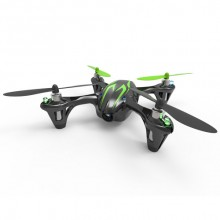 HUBSAN X4 MINI QUAD LED BK/GR w/HD720P CAMERA 4CH 2.4g Mode1