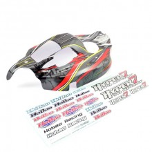 HYPER 7 TQ SPORT NEW PRINTEDBODY (GREY/BLACK)