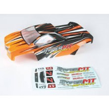 HOBAO HYPER MT PRINTED BODY - ORANGE