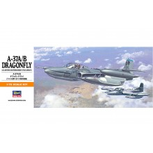 Plastic Kit Hasegawa  1:72 scale A-37A/B Dragonfly HAA12
