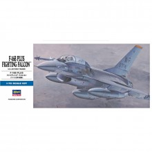 Plastic Kit Hasegawa 1:72 F-16B Plus Fighting Falcon