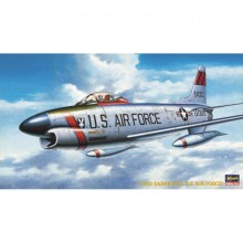 Plastic Kit Hasegawa 1:72 F-86D Sabre Dog US Air Force