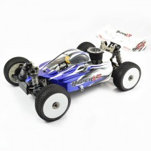 HYPER VS 1/8 RTR BUGGY w/HYPER30 TURBOSAVOX2.4ghz RADIO