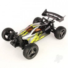 Haiboxing 1:10 RTR Electric 4WD Frontier Buggy Yellow (UK)