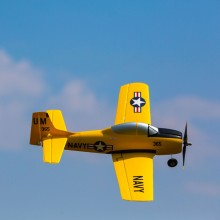 Hobbyzone T-28 Trojan S BNF Basic with SAFE (HBZ5650)