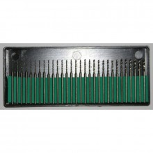 HD-01 HSS Mini Drill Bit Set (30 pcs)
