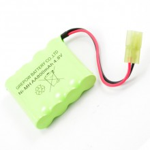 RECHARGEABLE BATTERY 4.8V (CONSTRUCTION) HE0806/0808