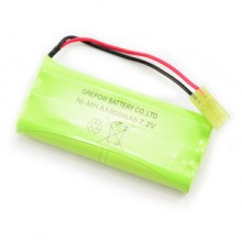 RECHARGEABLE BATTERY 7.2V (TUG BOAT/TANK/FORK LIFT/CRAW)