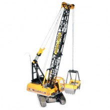HOBBY ENGINE FULL-FUNCTION CRAWLER CRANE