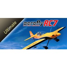 Ikarus Aerofly RC7 Ultimate Edition - Disk Only