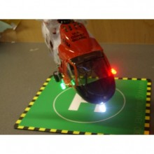 Helicopter Navigation & Search Lights