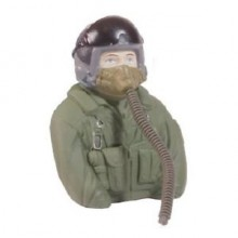 Jet Pilot 1/6th Scale (Blue also in stock) Painted