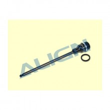 Align Helicopter Starter Adaptor with Shaft