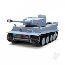 1:16 German Tiger I with Infrared Battle System (2.4Ghz + Shooter + Smoke + Sound)