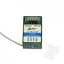 Helion 4 Channel 2.4GHz Receiver (Aura 650) - Second Hand