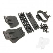 Bumper Set, Front, Rear (Four 10TR)