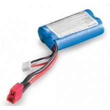 Li-Ion Battery 7.4v 800mAh With Deans Plug For Blackzon Slayer