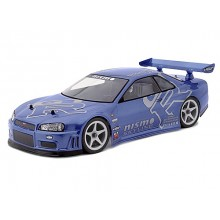 NISSAN SKYLINE R34 GT-R BODY (200MM)