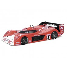 TOYOTA GT-ONE TS020 BODY (1/8TH SCALE)