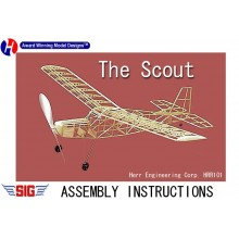 Scout 762 mm KIT