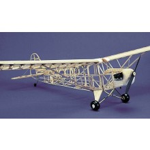 Herr Free Flight Rubber Powered Piper J-3 Cub 902mm Kit