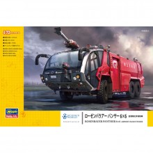 1:72 Rosenbauer Panther 6x6 Crash Tender