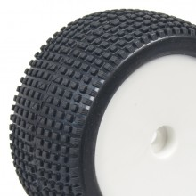 Rear Square Pin off road 1/10th pre-mounted tire set (Hobbytech Revolt BX10)