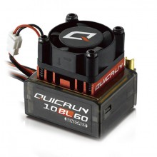 HOBBYWING QUICRUN 10BL60 SENSORED BRUSHLESS ESC (60A)