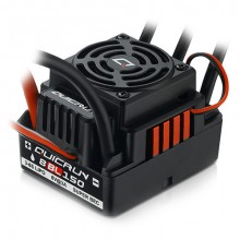 HOBBYWING QUICRUN WP 8BL150 BRUSHLESS SENSORLESS ESC 150A