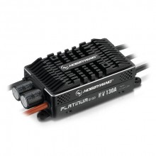 HOBBYWING PLATINUM PRO 130A HV OPTO V4 SPEED CONTROL