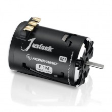 HOBBYWING JUSTOCK G2.1 13.5TSENSORED MOTOR (FIXED TIMING)