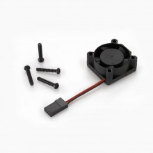 HOBBYWING FAN MP2510SH 6V 12000RPM 0.17A BLK (MAX 10)