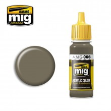 Ammo Mig Jimenez Acrylic 17ml Paint FADED SINAI GREY