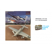 Plastic Kit Forces of Valor US P-51D Mustang kit UN873010A