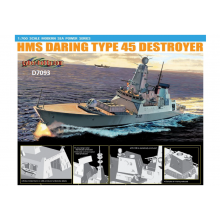 CH HMS Daring Type 45 Destroyer