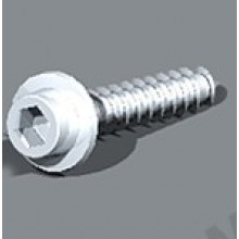 Servo Screws Zinc 14mm Long