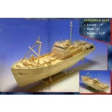 Matchmodeller Side Trawler (MM21)