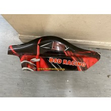 BSD Stinger 1:5 Body Shell - Painted (no wing)