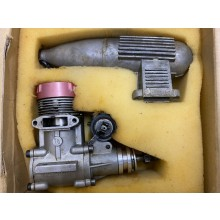 ASP 75 ABC Engine parts for Spares/Repairs (SHE)