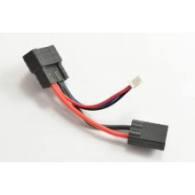Etronix TRX LiPo Charger Cable - 2S