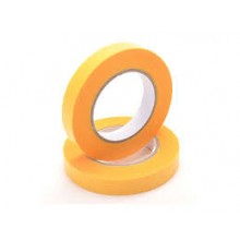 Stuk precision masking tape (orange) 6mm 18m