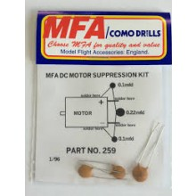 MFA Suppression Kit